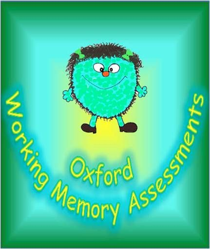 Working Memory games and assessments with instructions.