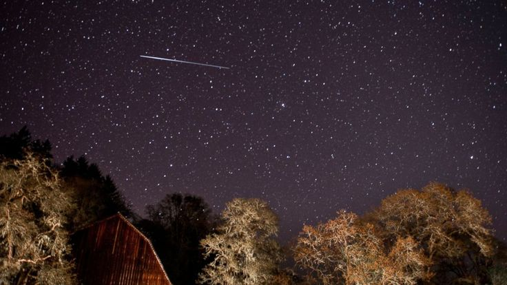 Lyrid Meteor Shower Peaks Today With 'Unpredictable' Show
