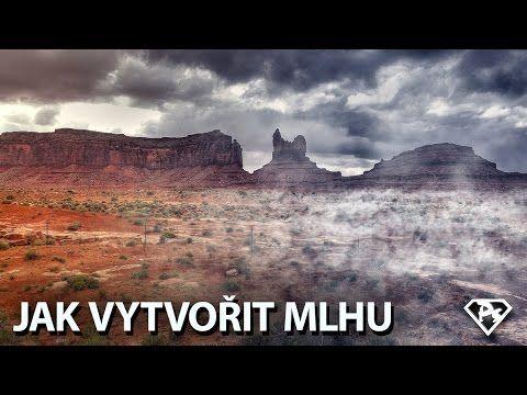 Jak vytvořit mlhu | Photoshopové Orgie | V tomto videu se dozvíte, jakými způsoby lze ve Photoshopu vyrobit mlhu.