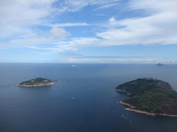 No Rio de Janeiro ainda se pode ter visões paradísiacas, tais quais os conquistadores viram quando encontraram a terra do pau Brasil há mais de 500 anos atrás.  #BuenaOndaPatricia #CheLagarto