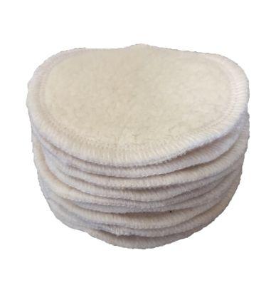 Vilibaldo Pratelné odličovací tamponky (10 ks)