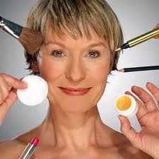 Makeup Tips for 60 plus