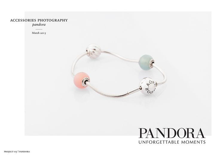 Accessories photography | PANDORA on Behance