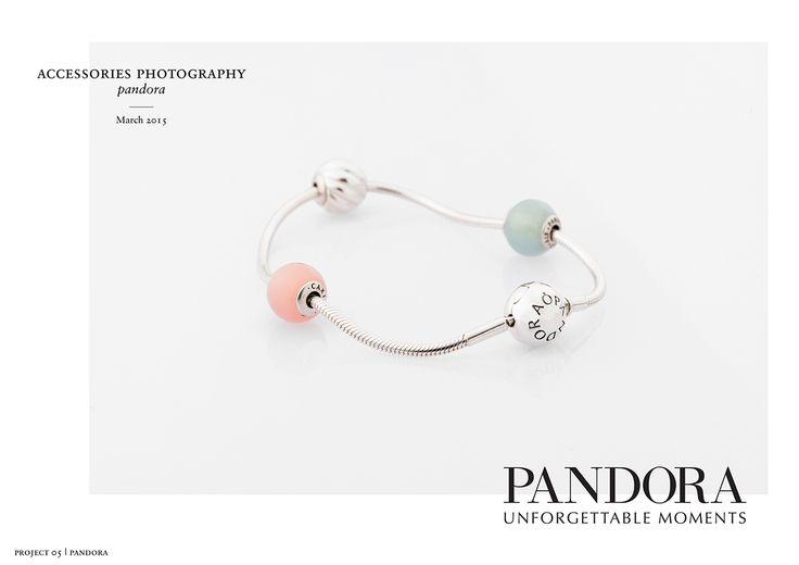 Accessories photography | PANDORA on Behance