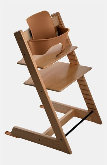 stokke: trendy swedish baby high chair