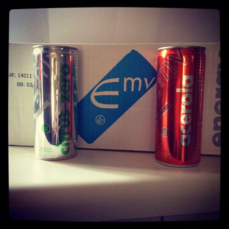 MYNT Energy Drinks!