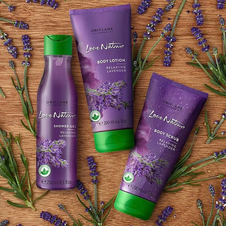 "4,094 Likes, 70 Comments - Oriflame (@oriflame) on Instagram: ""Sooth your senses with Love Nature Relaxing Lavender #Oriflame #❤️nature"""
