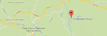 We are located in the heart of the Peak District, and our postcode for sat nav is DE45 1PN.