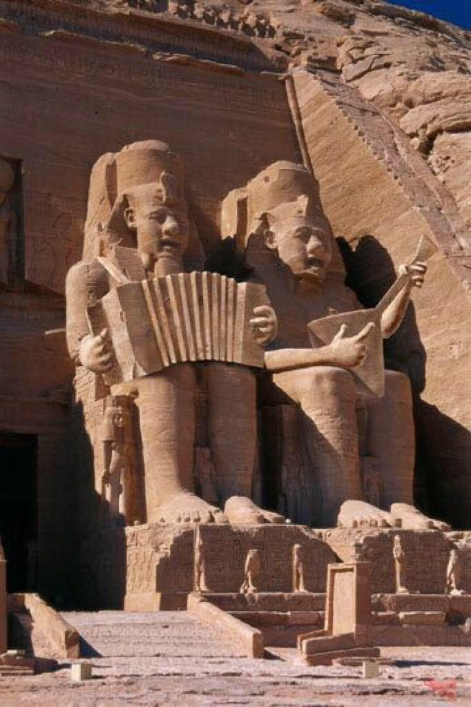 внимательно поиграться прикольные египетские картинки здания