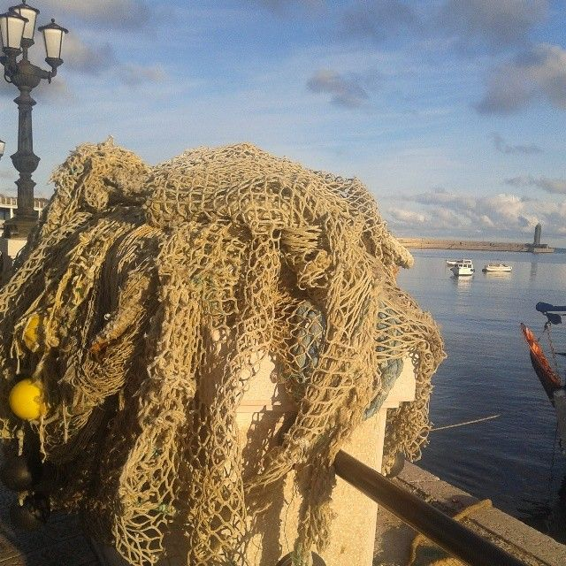 .@gianky_t  Pronti per la pesca #bari #puglia #weareinpuglia #instapic #monday #january #dettaglidibari