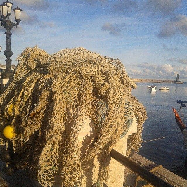 .@gianky_t| Pronti per la pesca #bari #puglia #weareinpuglia #instapic #monday #january #dettaglidibari