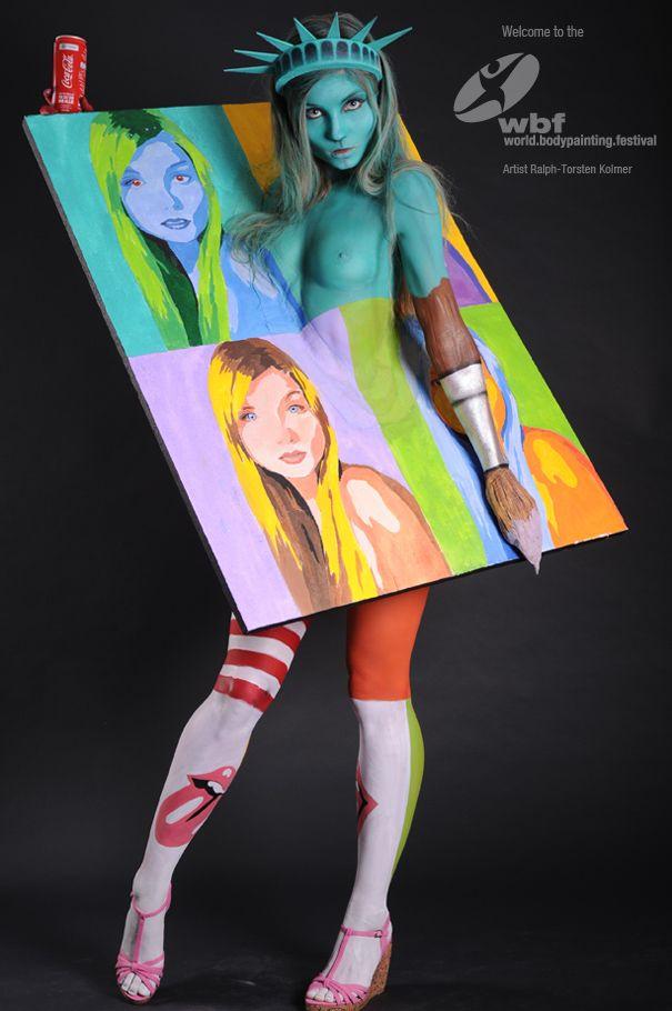 body paint | The Art World Expo