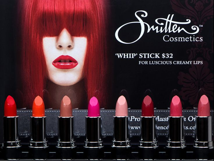 SMitten Lipsticks are named after the women who have been part of the Smitten journey so far...