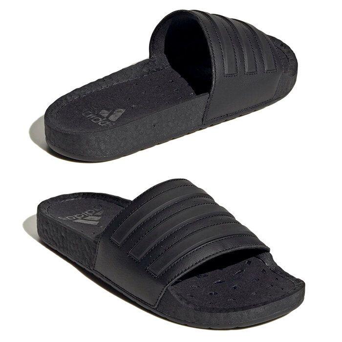 adidas Adilette Boost Slides Triple