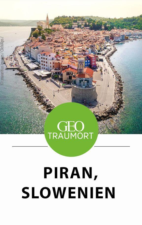 Piran: Hier treffen heilende Salinen auf die Schönheit der Adria
