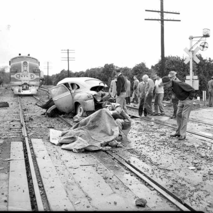 """""""Fatal Accidents"""" (1930's) - THESE AMERICANS"""