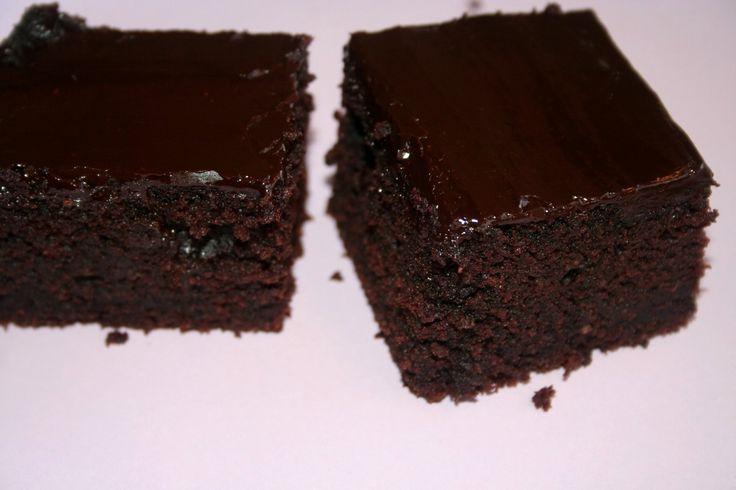 עוגת שוקולד הקסם השחור כשרה לפסח פרווה | תבשילים וחלומות - מרגישים בבית