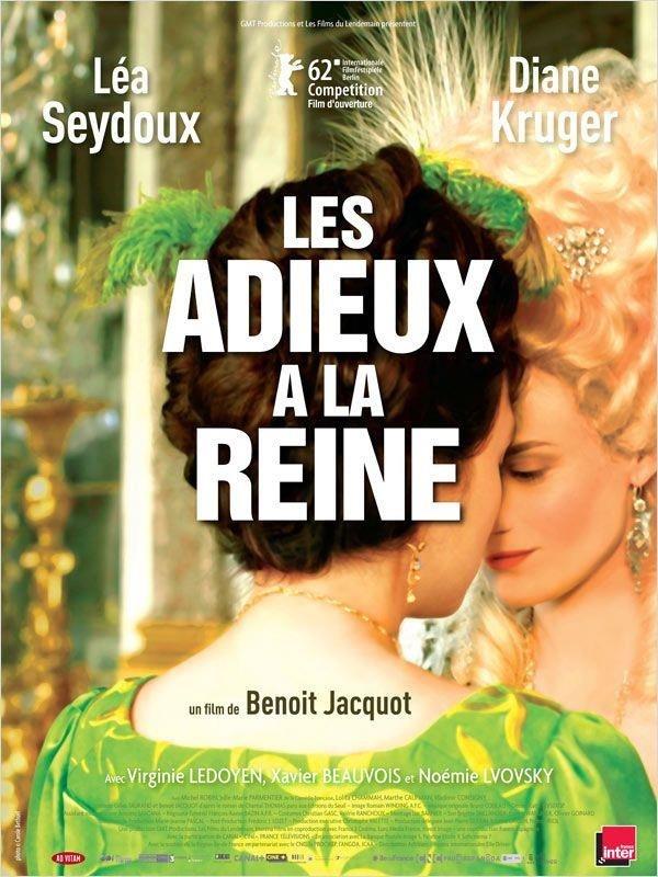 """""""Les Adieux à la Reine."""" de Benoit Jacquot, un des meilleurs films francais de 2012 est disponible au store!!!!!!!!!!!"""