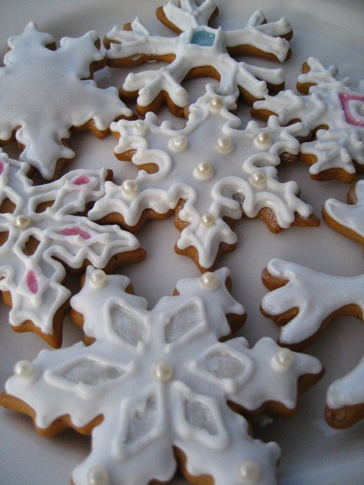 Marsa's Christmas Gingerbreads