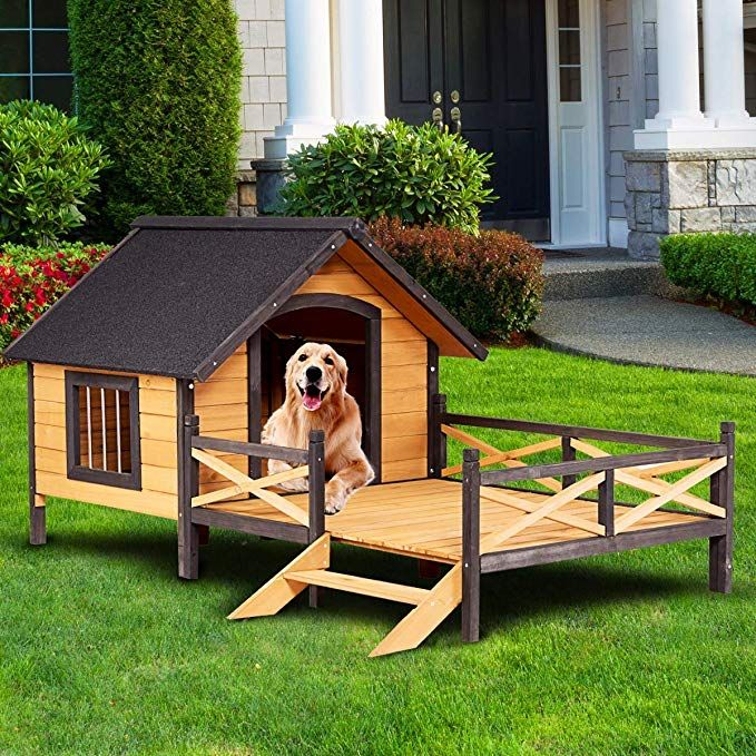 How To Build A Dog House Should You Build It Or Buy It Wooden