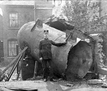 Steam Boiler: Steam Boiler History
