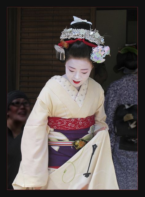 Maiko front