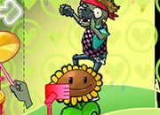 Plantas contra Zombies Music Match