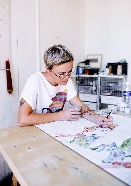 Artist's Profile | Belinda Fox