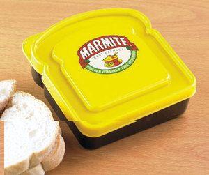 MARMITE SANDWICH BOX I so want one