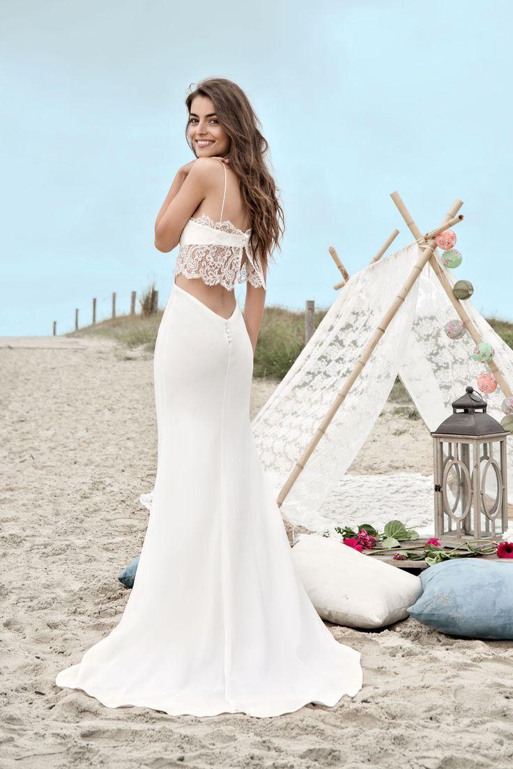 54 besten Robe de mariée - Lookbook 2017 Bilder auf Pinterest ...