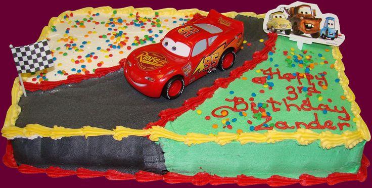 Mushed Cake Birthday