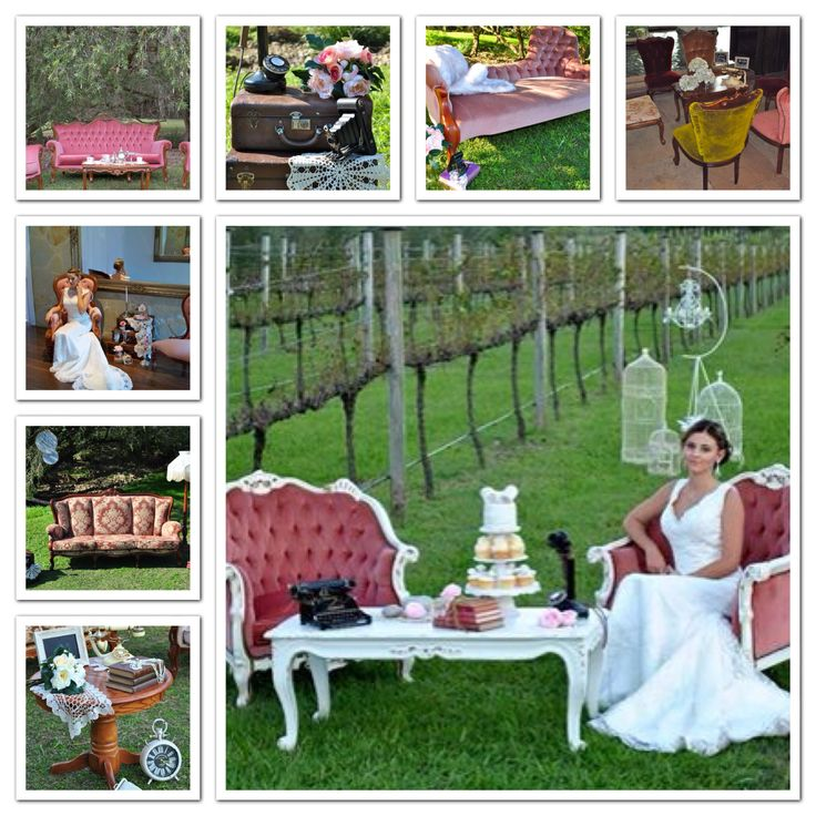 Vintage Wedding Hire Items Gold Coast, Brisbane, Byron Bay and Beyond. See us on Face Book https://www.facebook.com/pages/A-Little-Vintage-Bliss/139728162903615 or our web site www.alittlevintagebliss.com.au