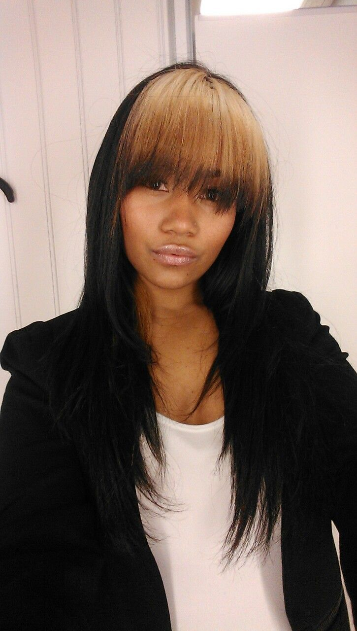 15 Quick Tips Regarding Bang Weave Hairstyles Bang Weave