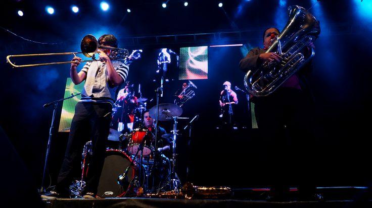 Triciclo Circus Band en la FILIJ 34, CENART