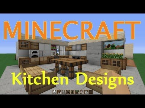 Brilliant Minecraft Kitchen Ideas Xbox Mcpe I In Decorating
