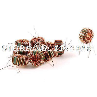 10 x Common Mode Toroid Toroidal Inductor Choke 2MH 40mOhm 2Amp Coil #Affiliate