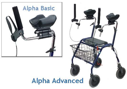 Platform Four Wheeled Walker Therapy Ideas Pinterest