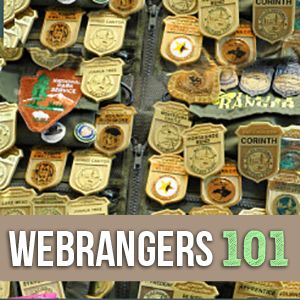 WebRangers is the National Park Service (NPS) online Jr Junior Ranger program. Kids do educational activities online and earn a patch for their work!