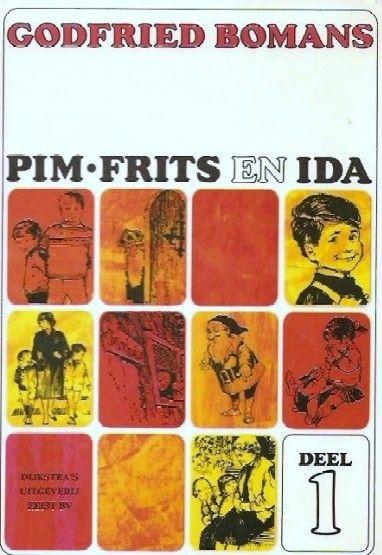Ook schreef Godfried Bomans nog een boekenserie met de naam:  'Pim, Frits en Ida'. Jeugdsentiment!