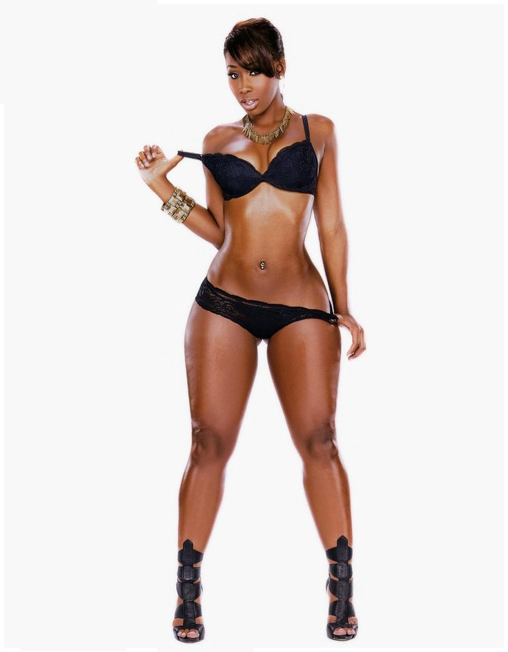 This woman's body is BANGIN! MAkes me wanna go work out again, but my legs hurt smh lol
