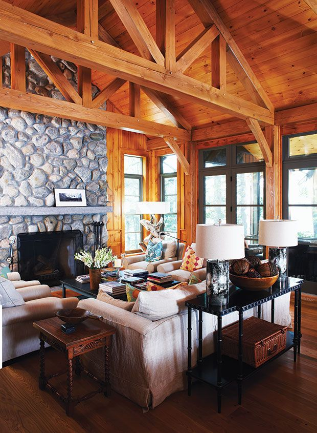 Find Your Cottage Style: 24 Rustic Canadiana Decorating ...