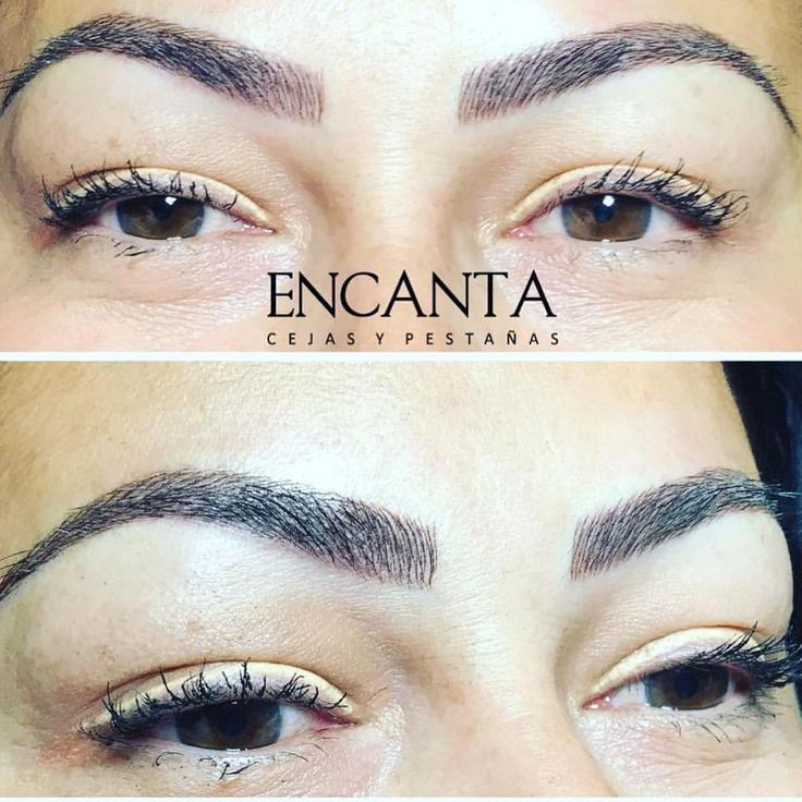 Gracias @encantacejas por hacerle las cejas a mi mama👑Ella tambien fue quien me arreglo las mias. Que differencia y que buen trabajo! Thank you @encantacejas for fixing my moms eye brows, she is also the one that had fixed mine. What a difference and job well done. #microblading #micropigmentation #eyebrows #peloapelo