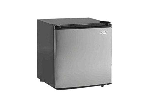 Black Super Conductor Stainless Steel 1.7 Cu Ft Refrigerator With Quiet Thermoelectric cooling And Auto Defrosting Technology Fridge, Perfect For Your Home TV room, Dorm Room Basement Or Back Porch ** Click on the image for additional details. #CompactRefrigerators