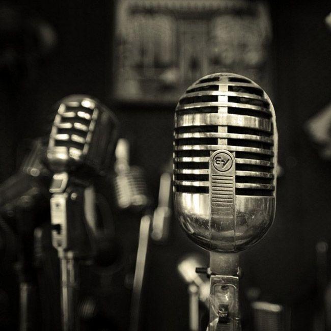 microphone..