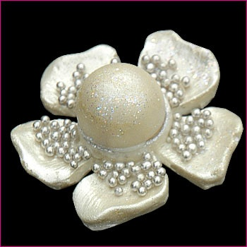 Crystal Candy - Hand Crafted Wedding Cake Couture Decorations
