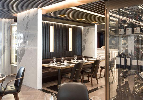Мясной ресторан Beefbar в Гонконге: первое в Азии заведение сети Monaco Restaurant | Admagazine | AD Magazine