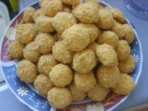 Maizaina koekjes