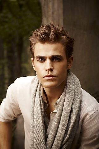Paul Wesley, i have just one question...when can we get married?