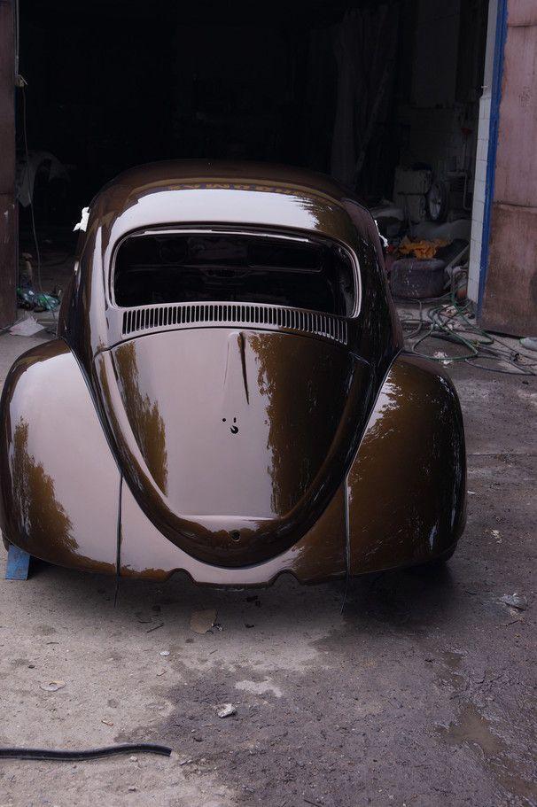 VW Kafer - Oldtimer Werkstatt Ryszard Chojnacki