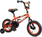 Tauki Kid Bike BMX Bike for Boys and Girls, 12 Inch, 16 Inch,95% assembled, for4